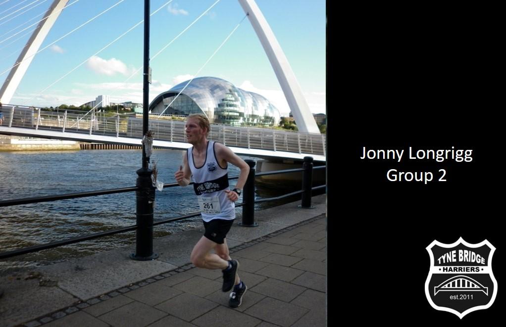Jonny Longrigg