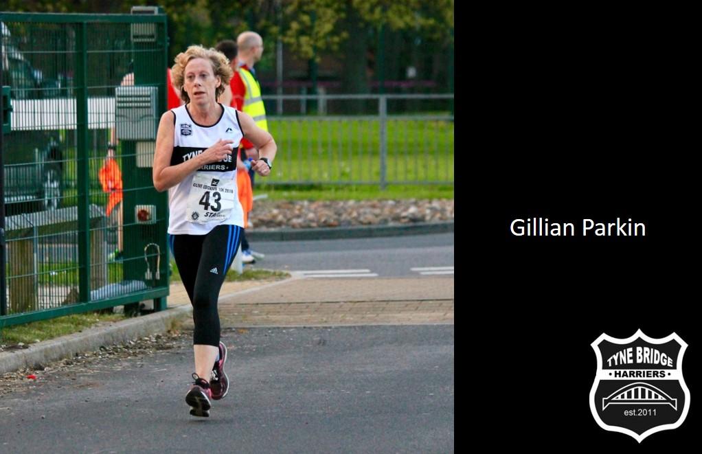 Gillian Parkin