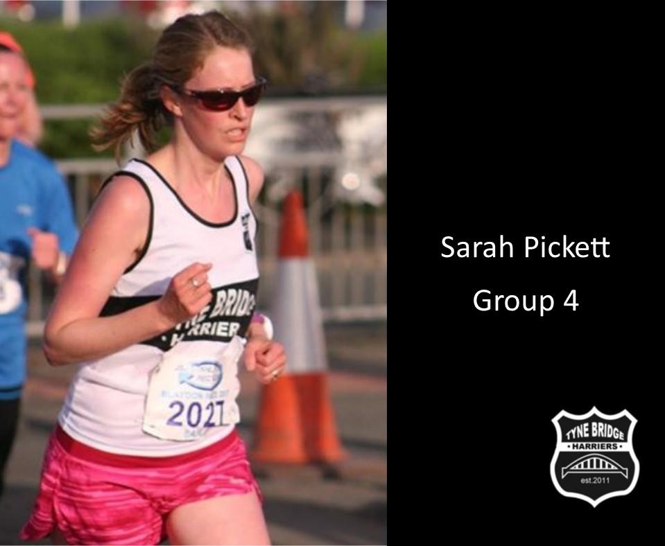 Sarah Pickett