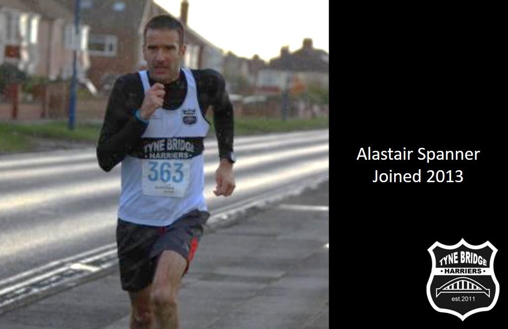 Alastair Spanner