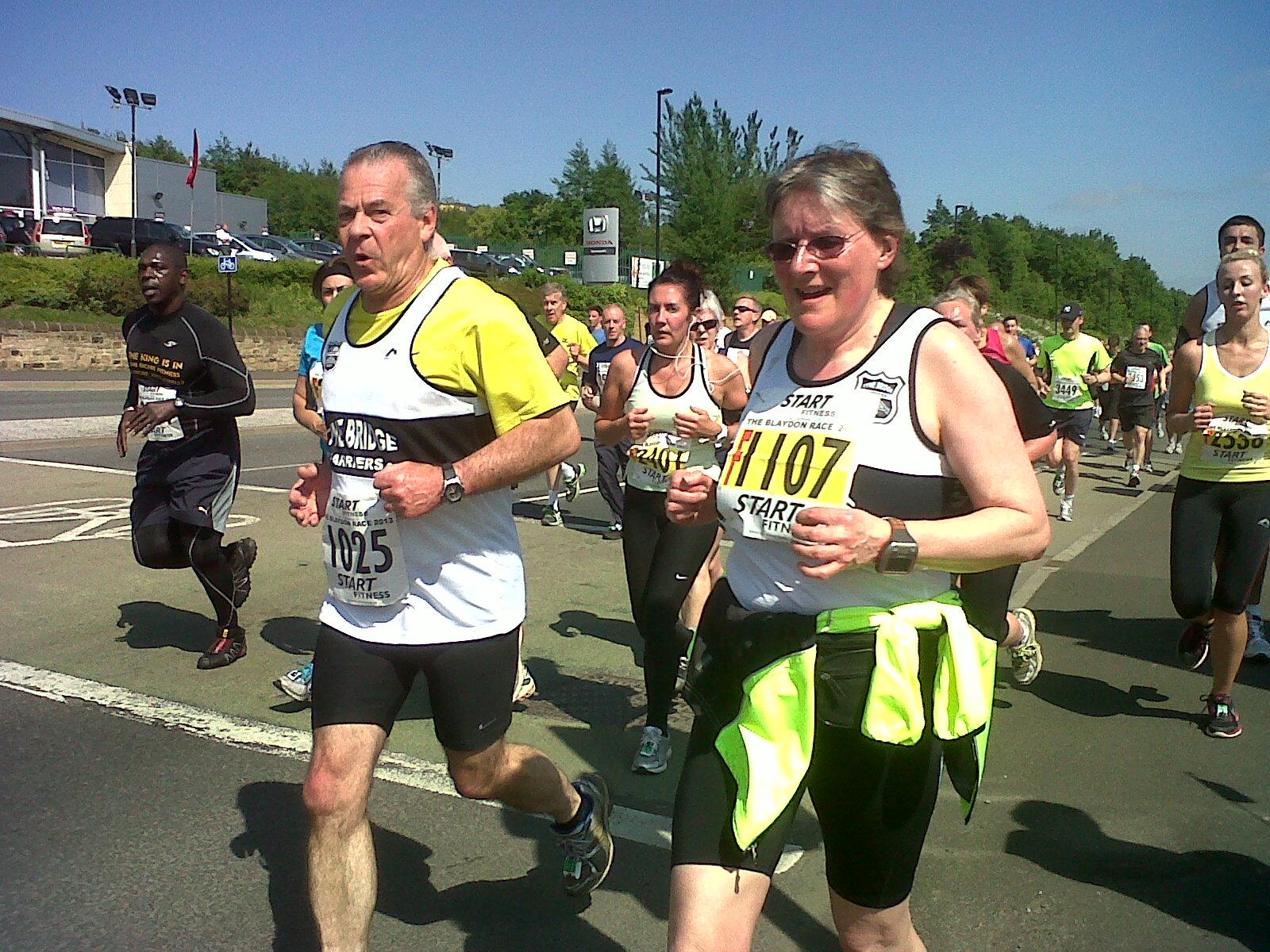 Blaydon Races 2013