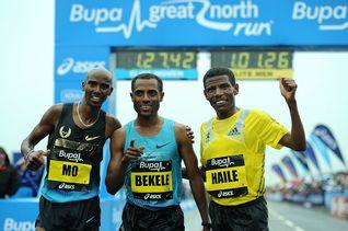 3 running legends