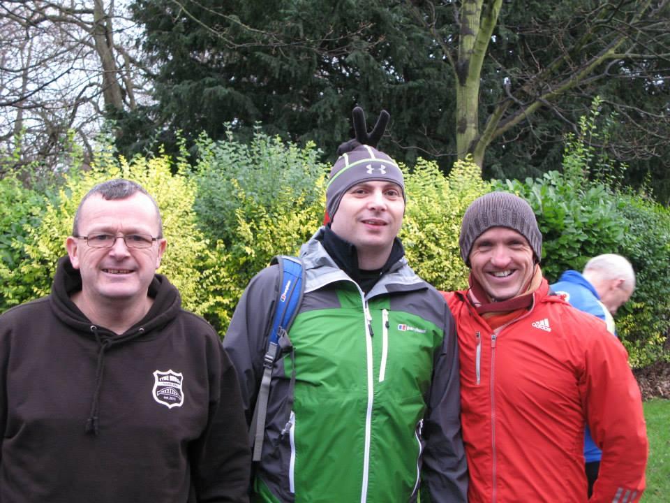 (l-r) Kevin, Scott & DD