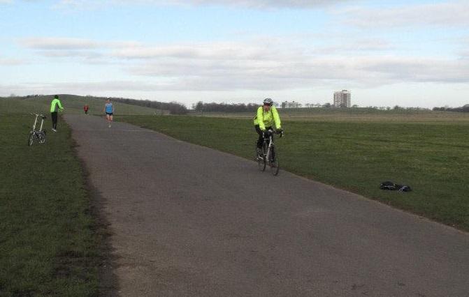 John (Lead Bike)
