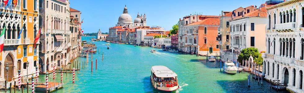 River scene in Venice.