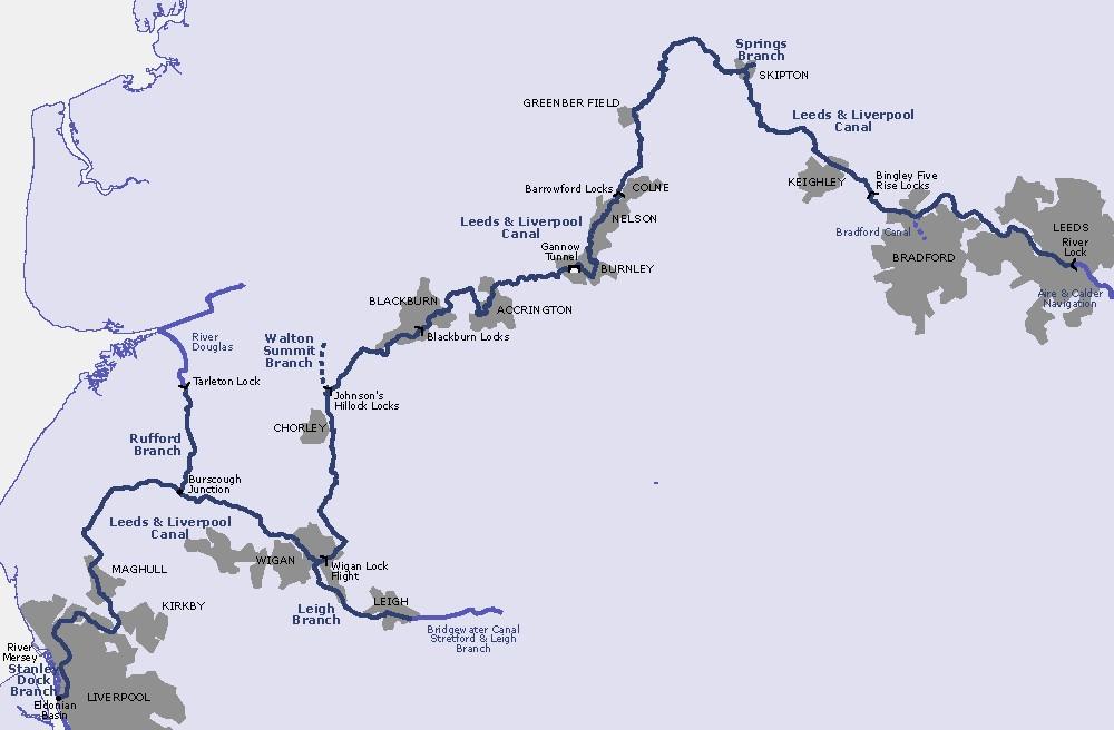 Liverpool & Leeds Canal