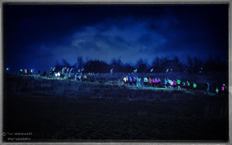 Lambton Castle Head Torch Race