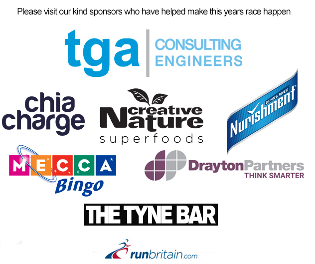 Bridges Of The Tyne - Sponsors