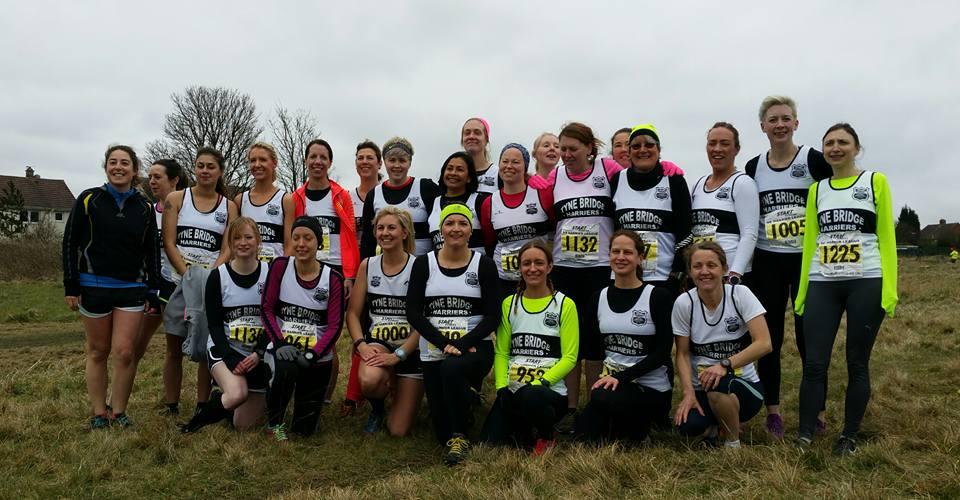 TBH Ladies at Wrekenton (Photo: Sarah Danielles)