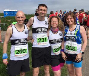 Durham Coast Half Marathon 2016